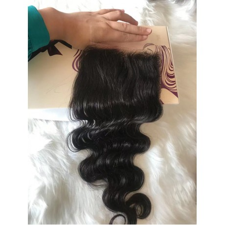 Best 5x5 HD Lace Closure Straight & Body Wave DHL fast free shipping