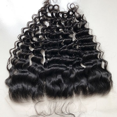 Small knots 13x4 HD Lace Frontal Deep wave & Straight & Body Wave DHL Fast Free Shipping