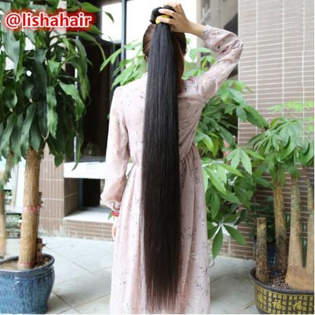 10A Straight Hair Bundles Brazilian Hair Weave Bundles 100% Human Hair Bundles Natural Color  Remy Hair Weave 3pcs
