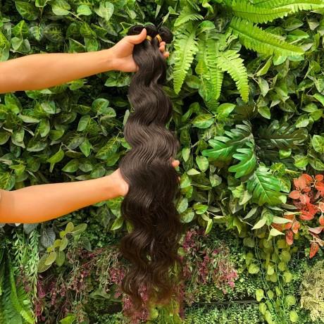 Top 10A virgin brazilian body wave human hair bundles weaving wefts 3pcs lot in stock